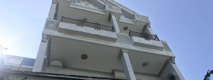 Bán nhà Vũng Tàu đường Nơ Trang Long, Phường Rạch Dừa