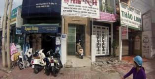 Cần bán nhà mặt tiền dường Lê Quý Đôn, trung tâm Vũng Tàu.