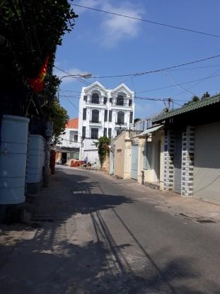Bán nhà hẻm xe hơi Lê Hồng Phong Vũng Tàu