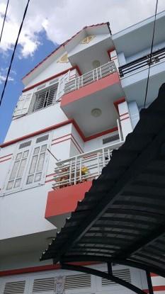 Bán nhà Vũng Tàu đường Hoàng Việt, hẻm xe hơi