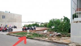Bán đất Vũng Tàu mặt tiền đường Vi Ba