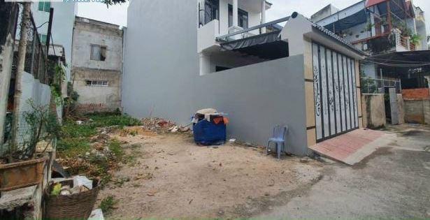 Bán đất vị trí đẹp tại hẻm 82 Phạm Hồng Thái Phường 7,TP Vũng Tàu, tỉnh Bà Rịa Vũng Tàu.
